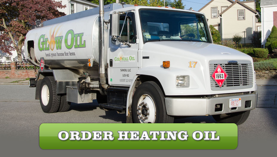 Order home heating oil from Glow Oil