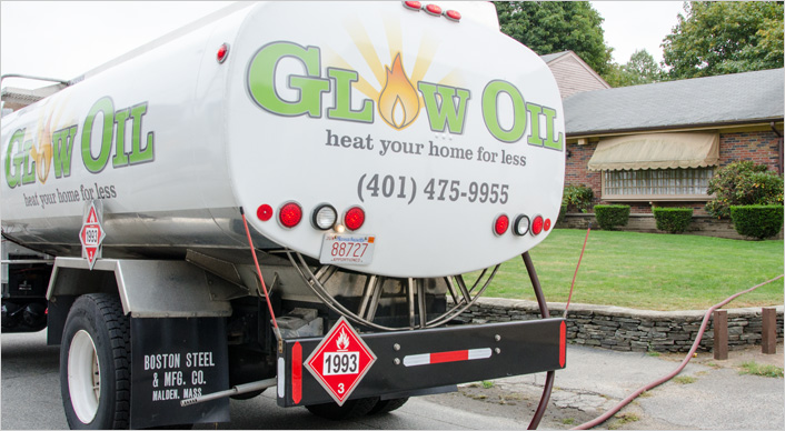 Home heating oil delivery for RI MA